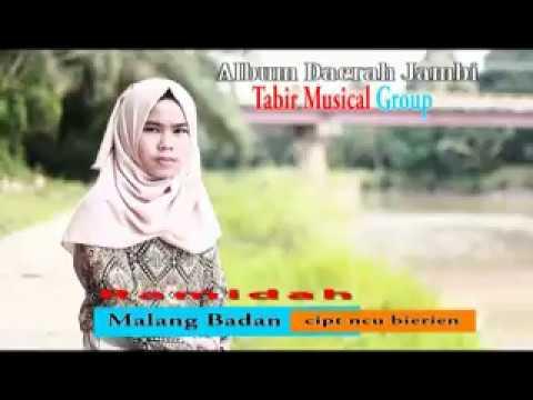 Lagu Daerah Jambi_ Malang Badan MIDAH