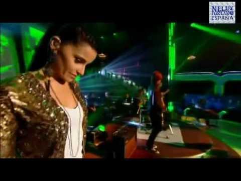 James Morrison & Nelly Furtado - Broken Strings en directo en ``Strictly come dancing ´´.avi