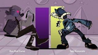 Ruv VS Tabi Power Levels - FRIDAY NIGHT FUNKIN' POWER LEVELS