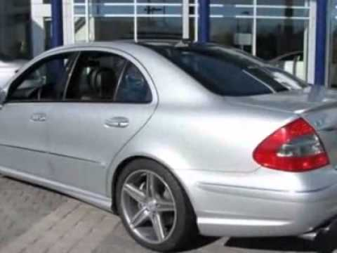 2008 mercedes benz e class e63 amg sedan germantown md for Mercedes benz of germantown md