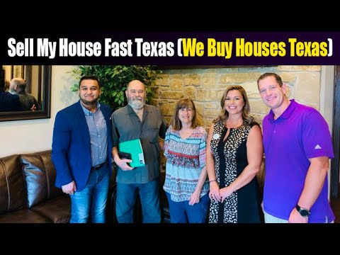 Sell My House Fast Texas  (We Buy Houses Texas for Cash)