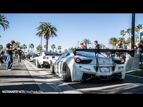 SuperStreet x Toyo Tires Calendar Launch (Honda Center, 2018)