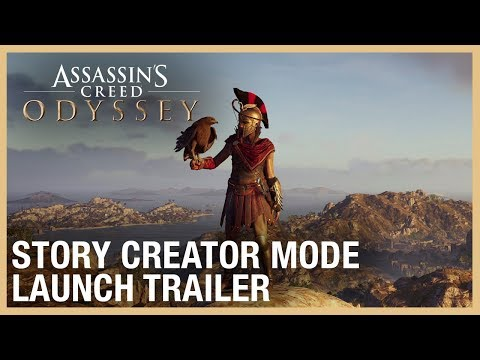 Assassin's Creed Odyssey now offers a way for you create your own quests