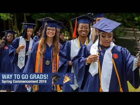 Clayton State University - Spring Commencement 2019