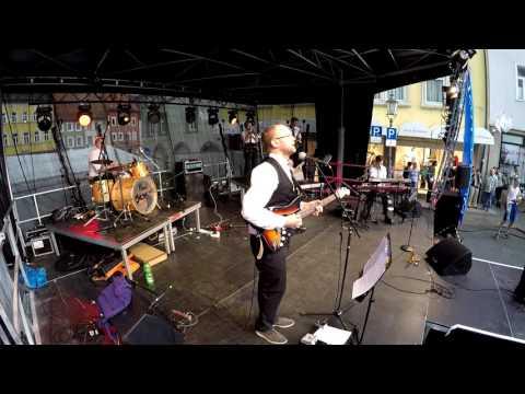 The Soul Alliance - Ausschnitte von LIVE@Stadtfest Kitzingen 05.06.2016