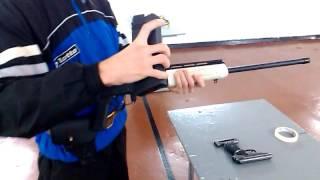 Действия с оружием