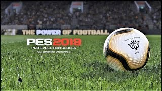 Patch Converted PES 2019 V2 For PES 2017 [Download and Install]