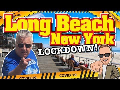 Long Beach Lockdown - Long Island New York