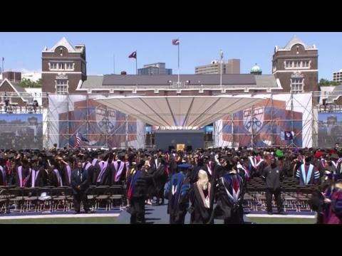 Penn's 261st Commencement Ceremony