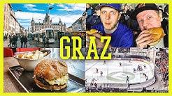 Burger, Donuts und Eishockey - Graz City und 99ers vs Red Bull Salzburg