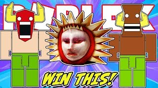 [FREE PRIZE] VISAGE OF TELLE Virtual Item | Roblox Action Series 4 Toy - Mount of the Gods