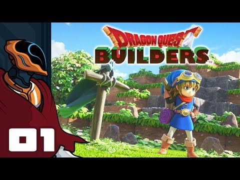 Download Youtube: Let's Play Dragon Quest Builders - PS4 Gameplay Part 1 - Build A City, Save The World, Simple!