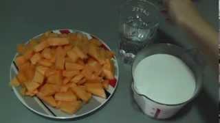 Заготовки на зиму : Дынное варенье (варенье из дыни)