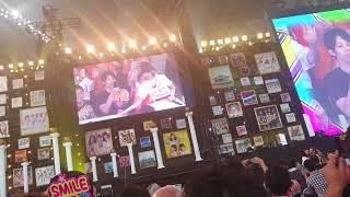 180616 AKB48総選挙ライブ 谷川聖推し席からの眺め.