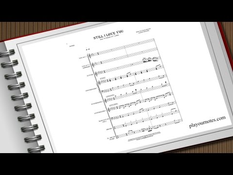 Still I Love You - Candy Dulfer - Sheet Music