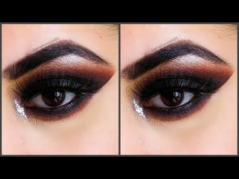 #SmokeyEye | Makeup Revolution SophX Extra Spice | Eyeshadow Tutorial thumbnail
