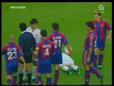 Season 1996/1997. FC Barcelona - Real Madrid - 1:0