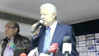 دوت مصر| مرتضى: الأجهزة الرياضية عرضت تجميد النشاط بسبب ممدوح عباس