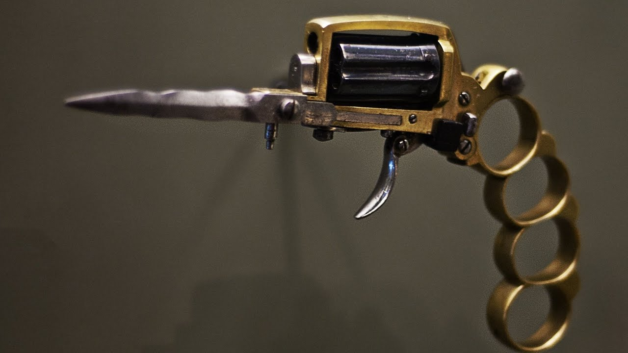 Top 10 Worst Guns In History