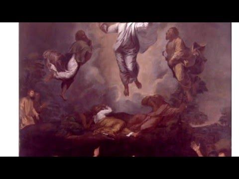 Pastor Jeff Mohr Listen The Transfiguration