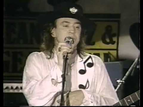 Stevie Ray Vaughan - Life without you / Frosty 4/22/88