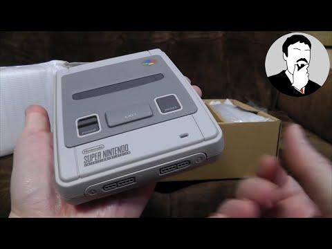 SNES Mini Classic   Ashens