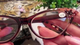 Очки для чтения Кошачий глаз от AliExpress
