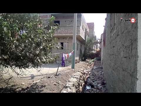 أهالى قرية ميت فارس تتعرض للموت  بسبب مرور أسلاك الكهرباء من فوق منازلهم