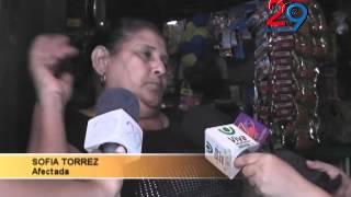 AHORA NOTICIAS -  FUERTE SISMO DAÑO 5 CASAS EN TONALA