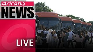 [LIVE/ARIRANG NEWS] First session of inter-Korean family reunions begins Monday - 2018.08.20