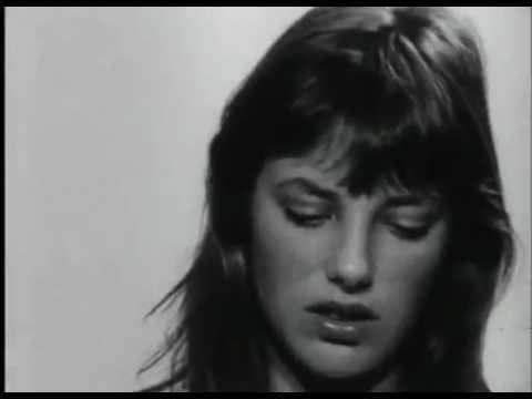 Interview - Jane Birkin and Serge Gainsbourg: Cannabis meets Slogan (1969)