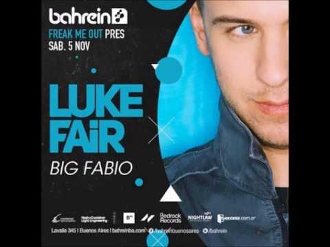 Luke Fair @ Freak Me Out   Bahrein, Buenos Aires   Nov 5, 2016   Part 1