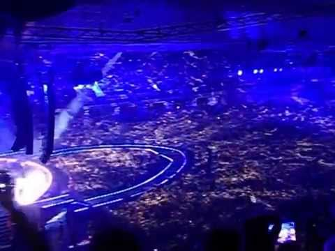 ACTIV TOURS - Eventuria la Concertul Robbie Williams la Viena 28 aprilie 2014 - Angels Live