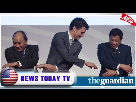 Rodrigo duterte calls justin trudeau's questions about war on drugs an 'insult'| NEWS TODAY TV