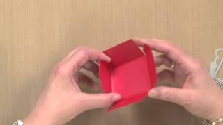 All About Die-Cutting: Die-Cut a Gift Box