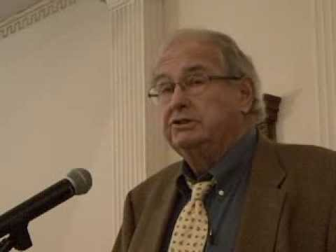 """Lowell Weicker, Former CT Senator and Governor, Calls Israeli Wall an """"Abomination"""""""
