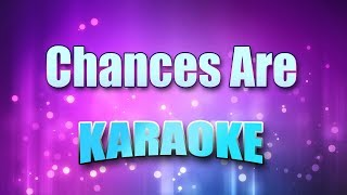 Mathis, Johnny - Chances Are (Karaoke & Lyrics)