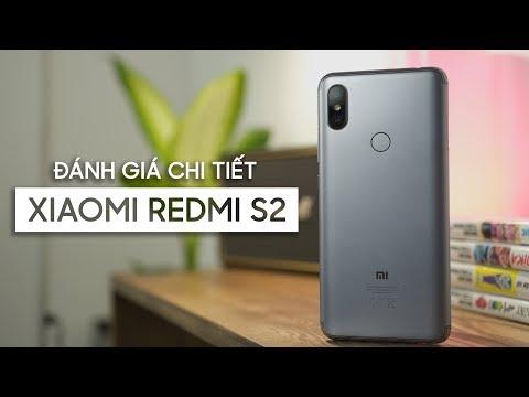 Đánh giá chi tiết Xiaomi Redmi S2