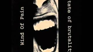 Wind of Pain - Mutilate Mankind (crust punk Finland)