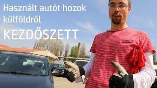 Használt autót vennél külföldön? Ezt a kezdőszettet vidd magaddal! I Vezess TV