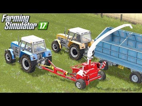 Trawa Na Kiszonkę Farming Simulator 17 74
