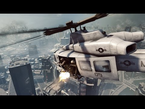 Battlefield 4 Aviation | Cinematic | Warrior Song - Aer Vis