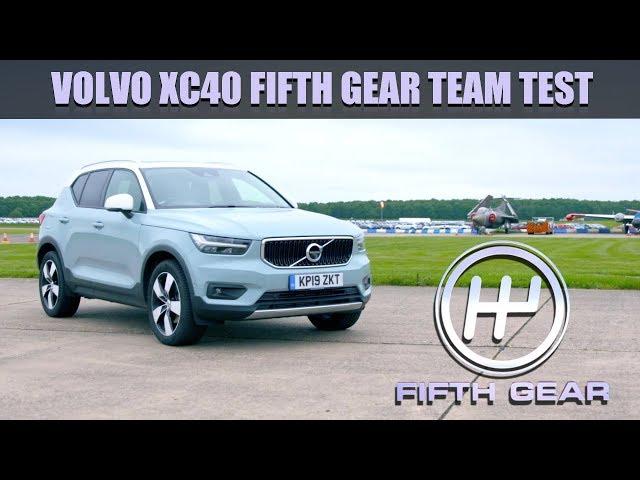 VOLVO XC40 TEAM TEST   FIFTH GEAR