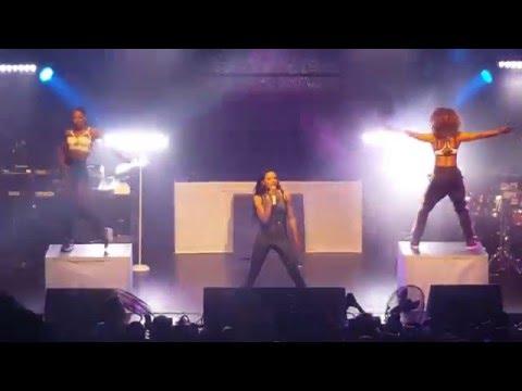 Tinashe - No Contest (Joyride World Tour live in Toronto !)