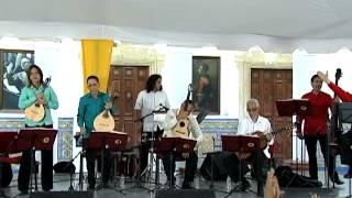 Cantautor Jesús Sevillano deleitó al público caraqueño en la Casa Amarilla