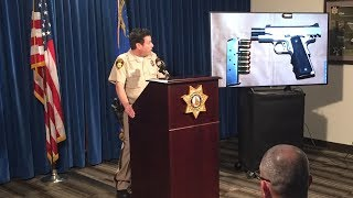 Media Briefing: OIS #10 for 2019 -- Armed Robbery/Kidnapping Suspect Confronts Officer