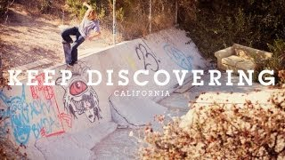 "ELEMENT ""KEEP DISCOVERING"" CALIFORNIA"