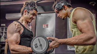 First Workout with the boys! + Chill Day w/ @Yash Anand & @Siddhant Rai Sikand