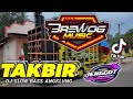 DJ TAKBIR SLOW BASS ANGKLUNG Spesial 2021 BREWOG Feat Jenggot PROJECT