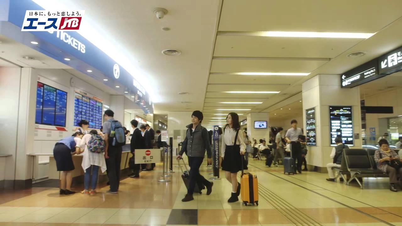 おすすめモデルコース飛行機利用編」 東京ディズニーリゾート®への旅